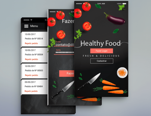 Software de Food Service mais aplicativo ifood